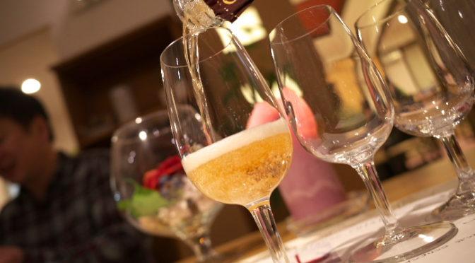満月(伊那市高遠町;野村ユニソン×中国料理満月 コラボ企画 ワインと料理を楽しむ夕べ)