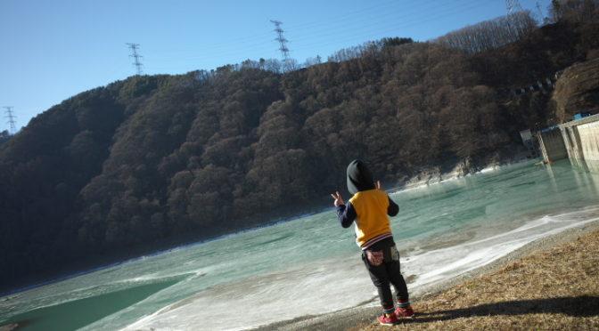 氷結の美和湖と高遠湖 – 2019/1/14(月)