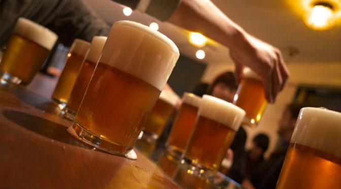 PECCARY BEER(ペッカリービール)(伊那市高遠町;創業記念パーティー@kurabe)