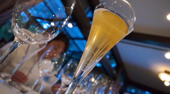 オーベルジュエスポワール(茅野市;アバ料理とフランス各地少量生産の自然派ワイン・スイスの自然なシードルを楽しむ会)