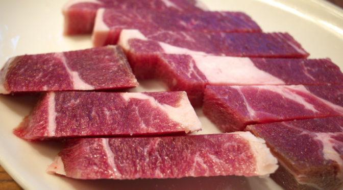 焼きやき 蔵人(くろと)(伊那市;上ラム・鶏セセリ・牛ハツ脂・冷麺)