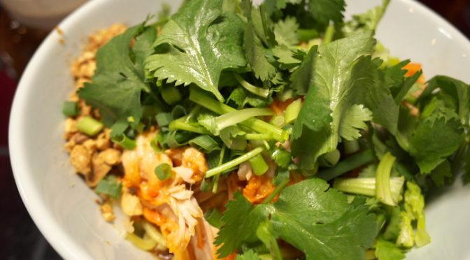 新メニュー@タイ料理の食べれる店 サワディー(伊那市)