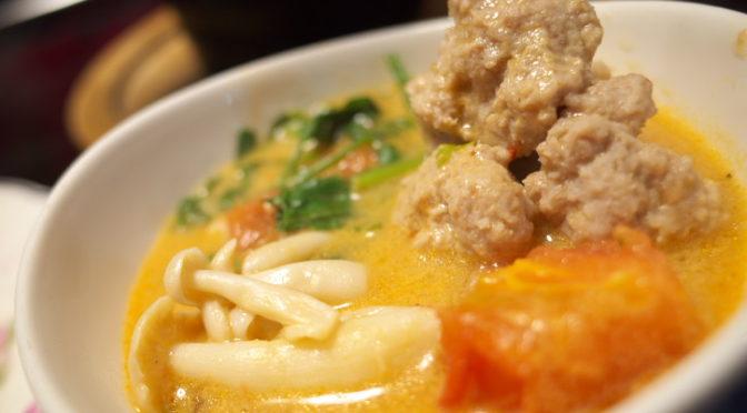 タイ料理の食べれる店 サワディー(伊那市;トム・ヤム・ムーデン)
