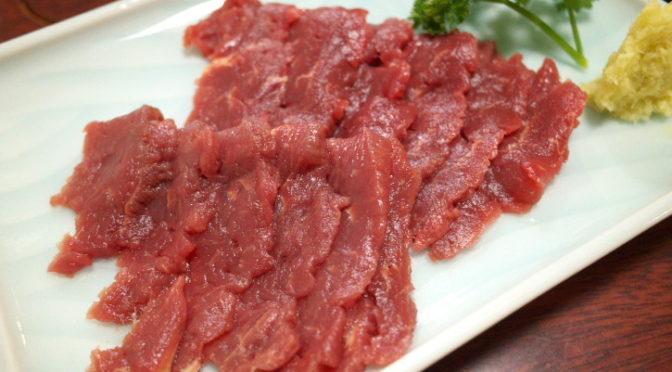 焼肉 いたや(伊那市;「馬づくし」+「ソースかつ丼」+「若鶏の唐揚げ」)