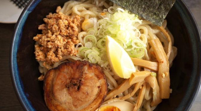 雷音(駒ヶ根市;ラーメン・つけ麺・冷し麺&パイカ)
